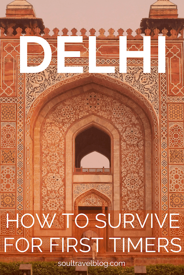 Travelling to Delhi for the first time or travelling to India as a solo female traveller? Check out my top things to do in Delhi plus how to survive your first visit to India. Plus, some suggestions for responsible travel in Delhi that give back! Pin this post to one of your boards to find it later!