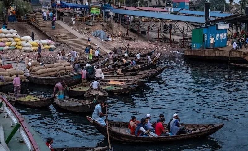 sundarbans boat trip Bangladesh