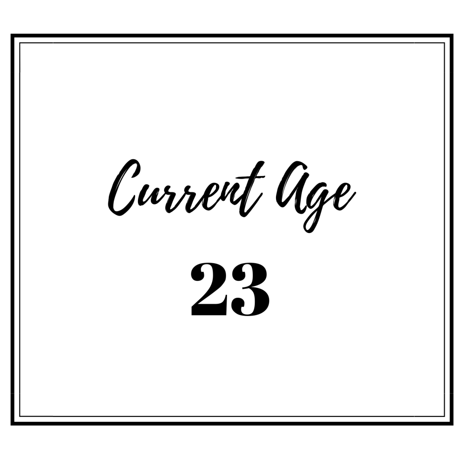 Home - Current Age