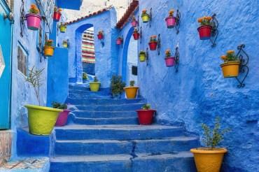 Chefchaouen, Morocco-