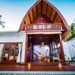 Gili Air Sanctuary, pool view, Indonesia