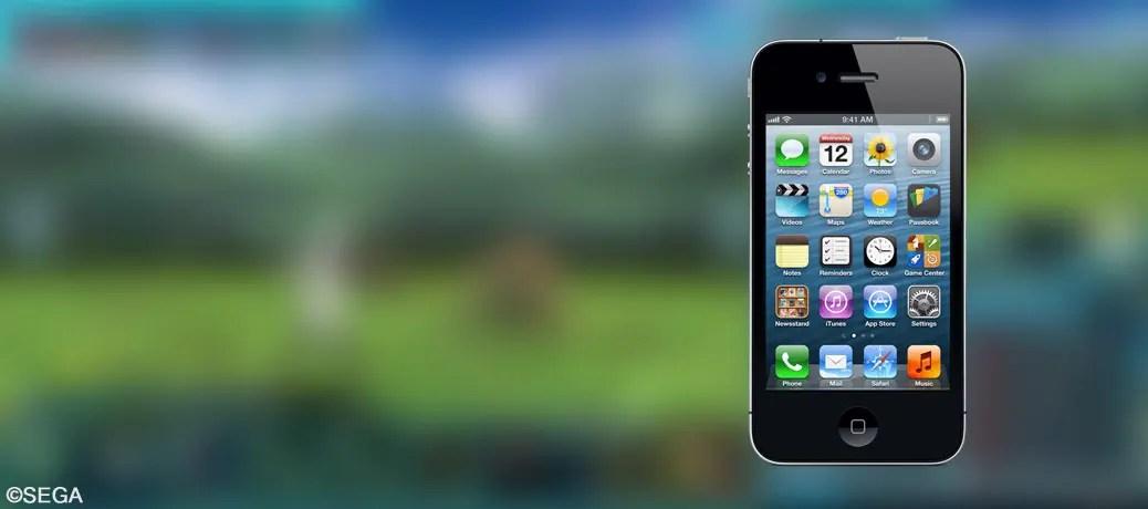 iPhone4でPSO2esは動く?