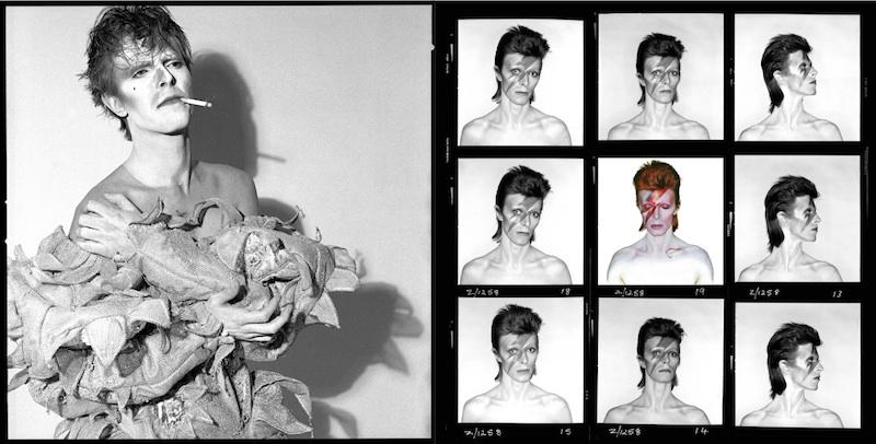 """""""David Bowie is forever"""", recuento de su carrera musical"""