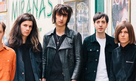 The Horrors vuelve con su sencillo Something to remember me by