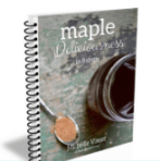"""For the Maple Addict"" Gift Special, eCourse and TWO eBooks"