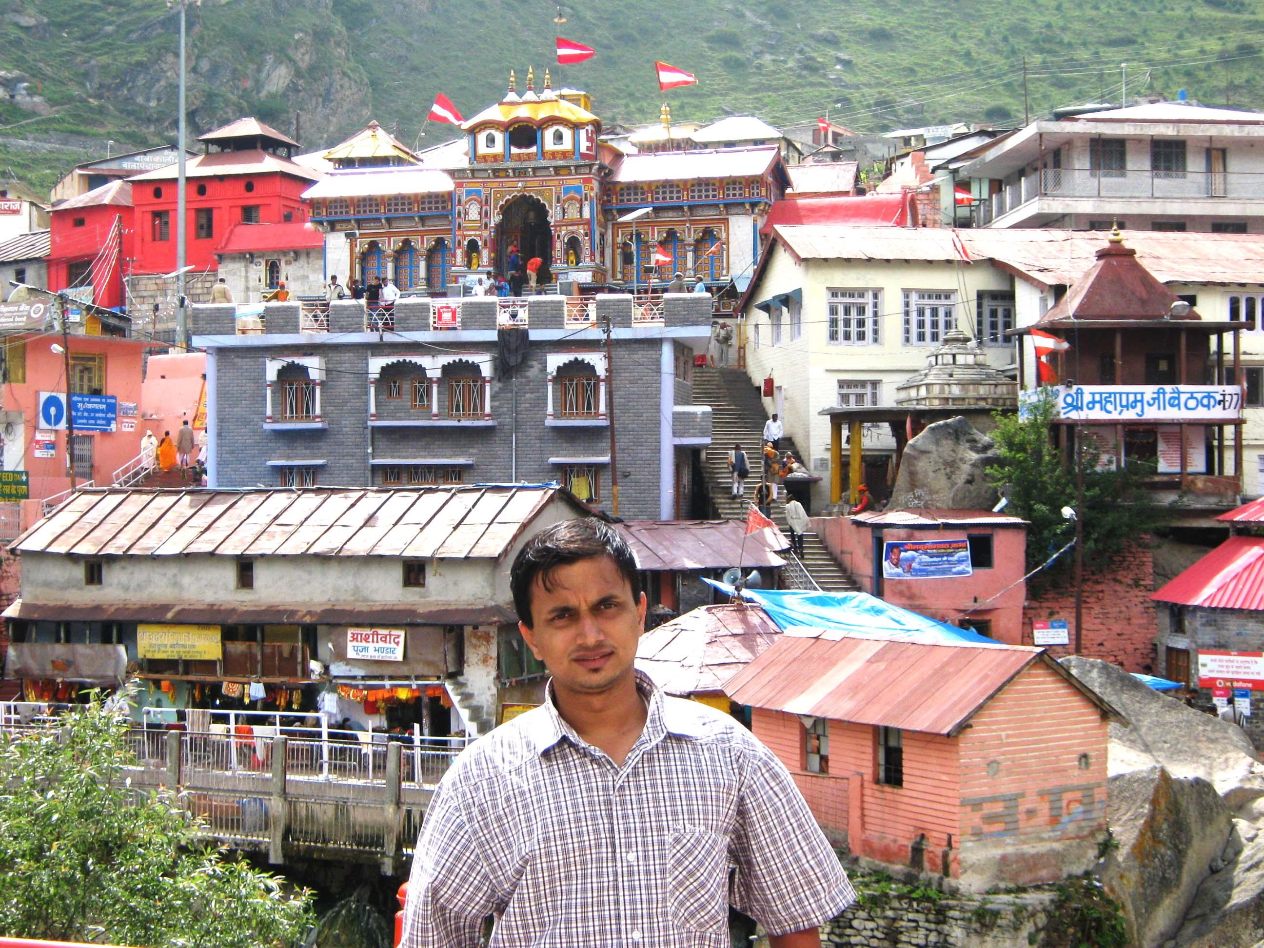 Incredible Kedarnath & Badrinath  Soumyajit's Blog