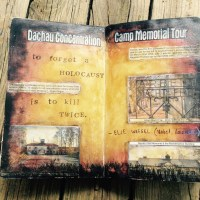 Art journal#2 -  Dachau tour inspired