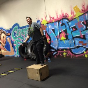 Not quite box jumps but I've coma  long way.