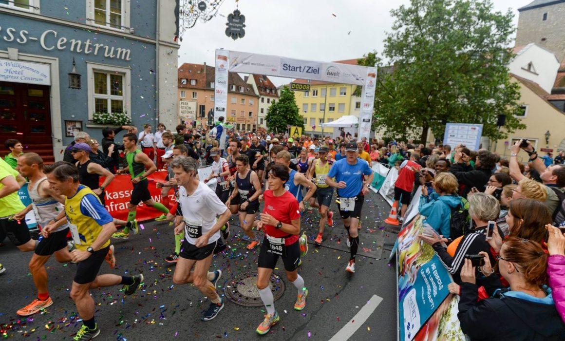 Soundburg DJ Würzburg beim iWelt Marathon DJ Sportevent2017. Viel Spass mit den besten DJs Würzburg.