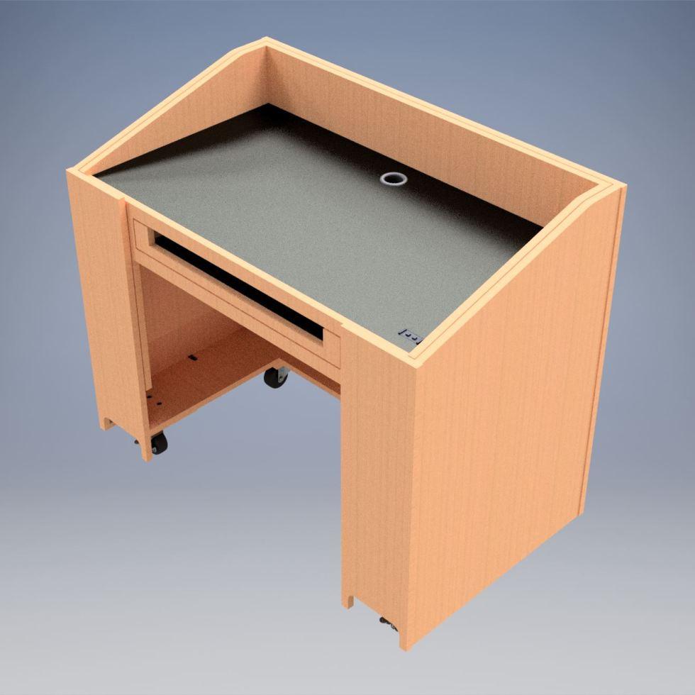 ISO picture of ADA desk