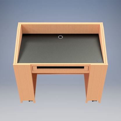 ADA Desk work surface