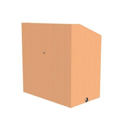 wood veneer podium