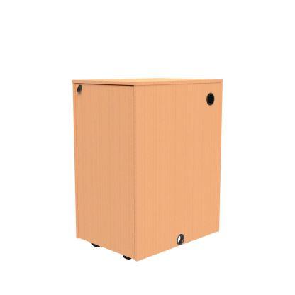 20 RU wood veneer equipment rack