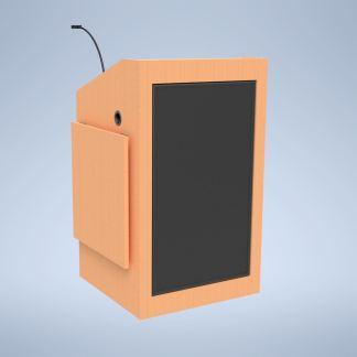 custom lectern
