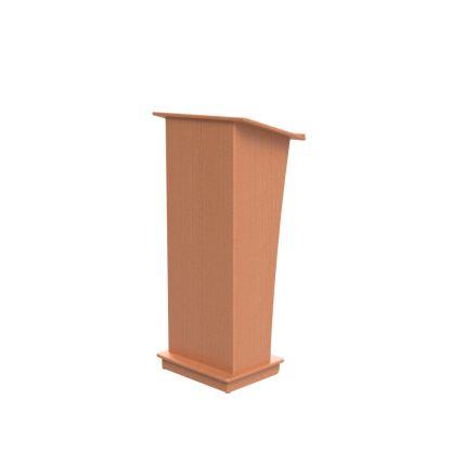hardwood lectern