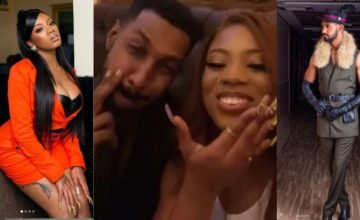BBNaija 2021, Angel And Yousef Went On A Date(Video)