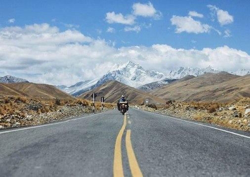 дороги Перу