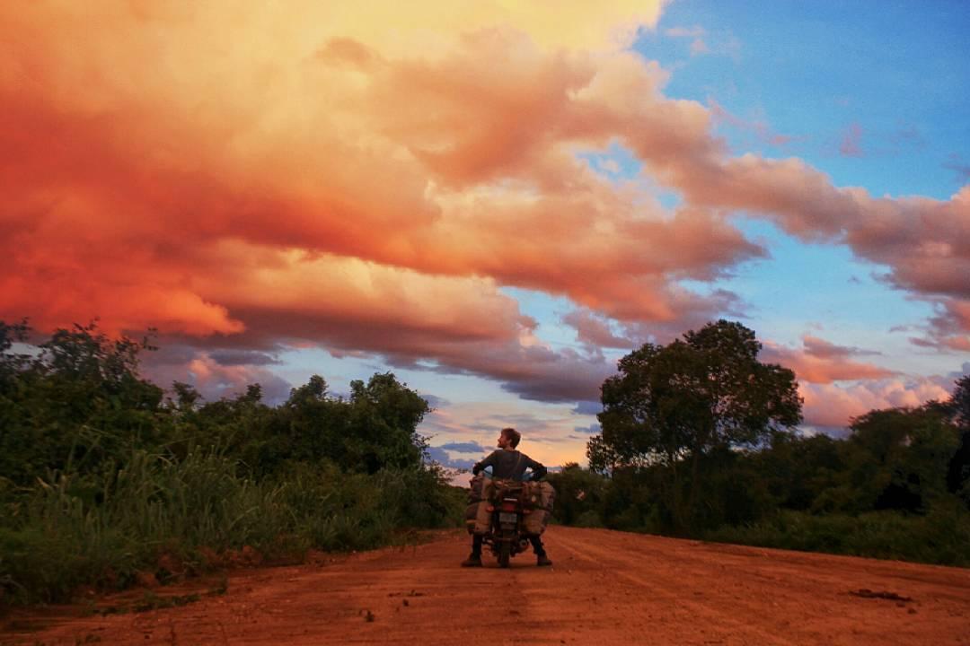 Путешествие на мотоцикле по Бразилии, часть 6