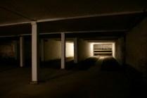shooting gallery installation