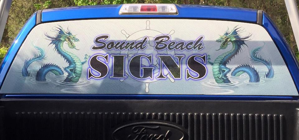 Vehicle Lettering and Wraps