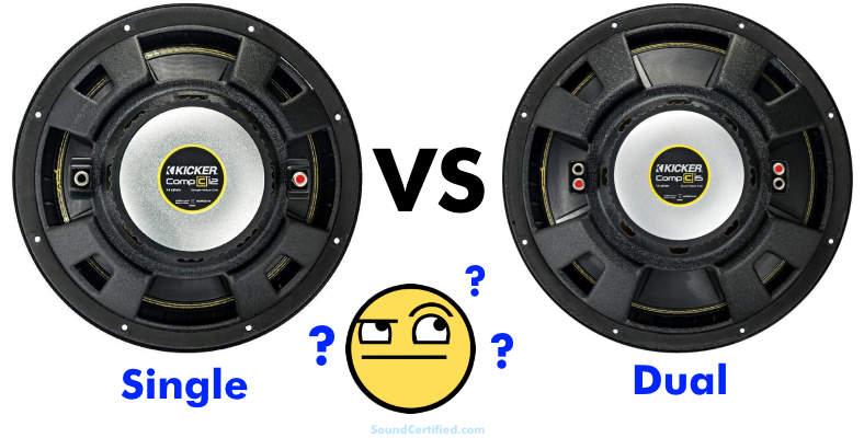 1 Ohm 4 Ohm Dual Voice Coil Wiring Diagram