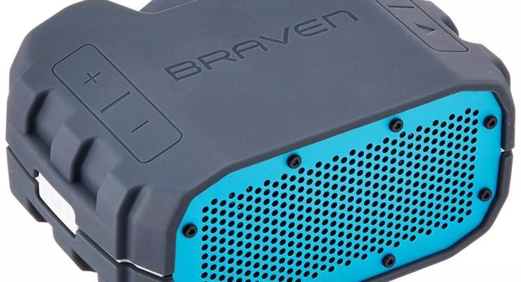 Braven BRV-1 Portable Bluetooth Speaker Review