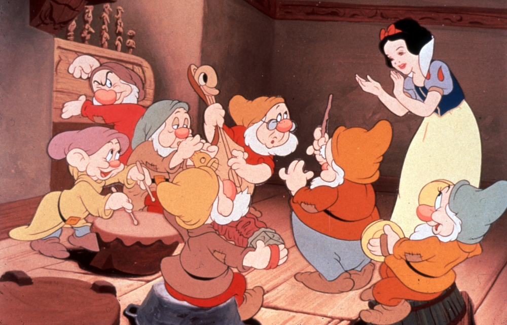 Kids Movies Based on Terrible Stories: Snow White