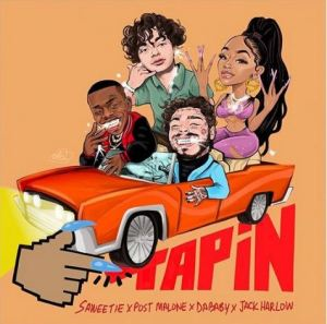 Saweetie Ft. Post Malone, DaBaby & Jack Harlow – Tap In Mp3 Download 320kbps
