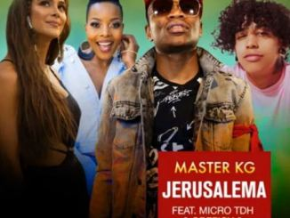 Master KG Jerusalema hit song gets a new Latino remix from Micro TDH and Greeicy Mp3 Download 320kbps