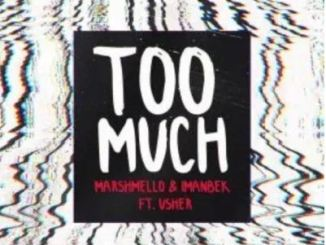 Marshmello & Imanbek – Too Much ft. Usher Mp3 Download