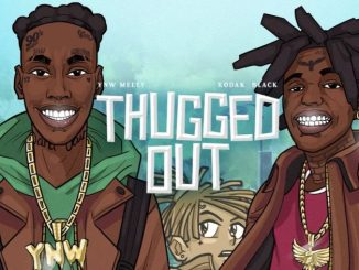 YNW Melly Thugged Out ft. Kodak Black Mp3 Download