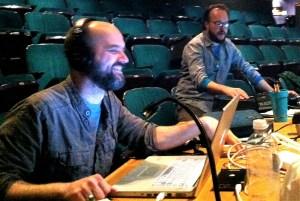Aaron Meicht and Daniel Baker
