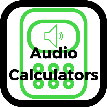 Audio Calculators for Sound System Tuning