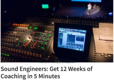 sound-engineers-get-12-weeks-of-business-coaching-in-5-minutes