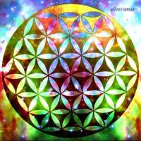 Sacred Geometry, Flower of Life, Soul Connection, Essential Beauty and Authentic Power in Harmony, Truth and Love