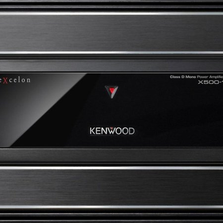 x500-1 kenwood car amplifier