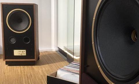 TANNOY Legacy — живая музыка в вашем доме!