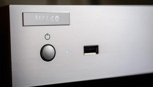 Обзор. Аудиосервер Melco N1A.  В аудио нет мелочей