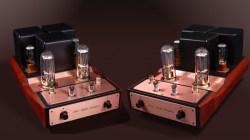 New Audio Frontiers Ultimate 211 Amplifier  – усилитель на больших триодах