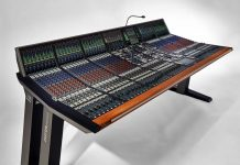 AURUS, the direct-access console, is Stage Tec's flagship