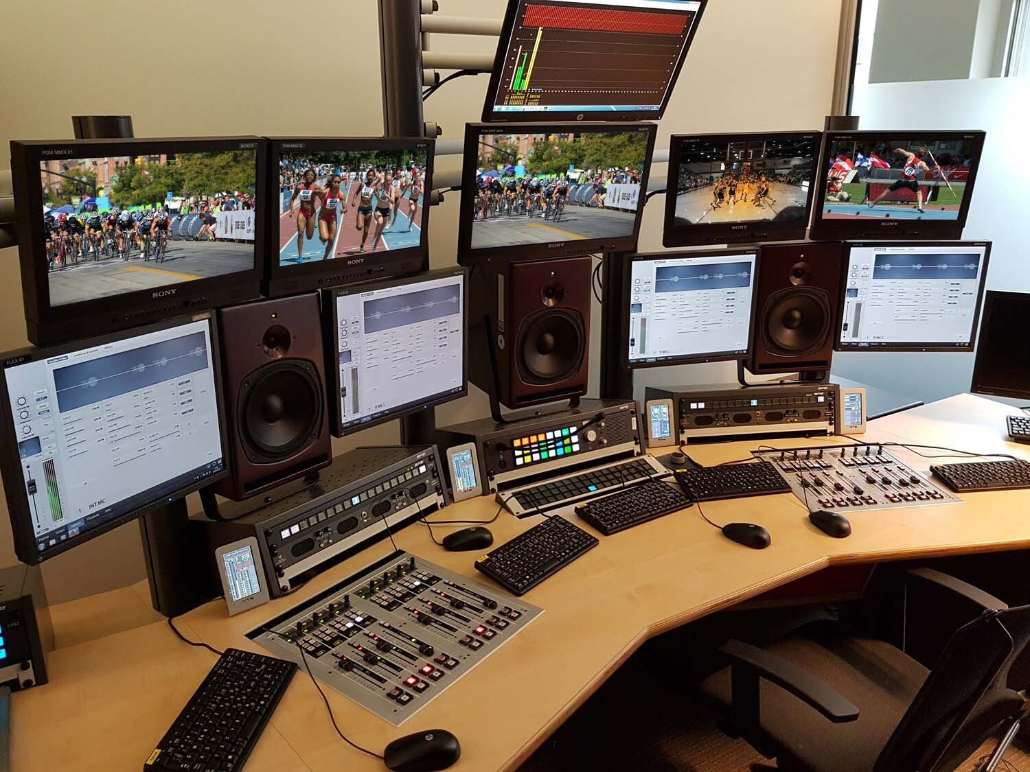 Fabulous Radio Television Suisse Teams Up With Stage Tec For Sports Download Free Architecture Designs Scobabritishbridgeorg