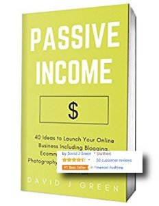 We just wrapped up production on the audiobook edition ofPassive Income by David J. Green, another Amazon #1 bestselling nonfiction book.