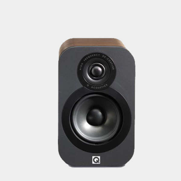Q Acoustics 3010 Walnut 2