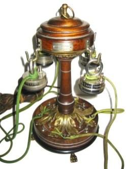 théâtrophone instrument from La collection de Jean-Louis
