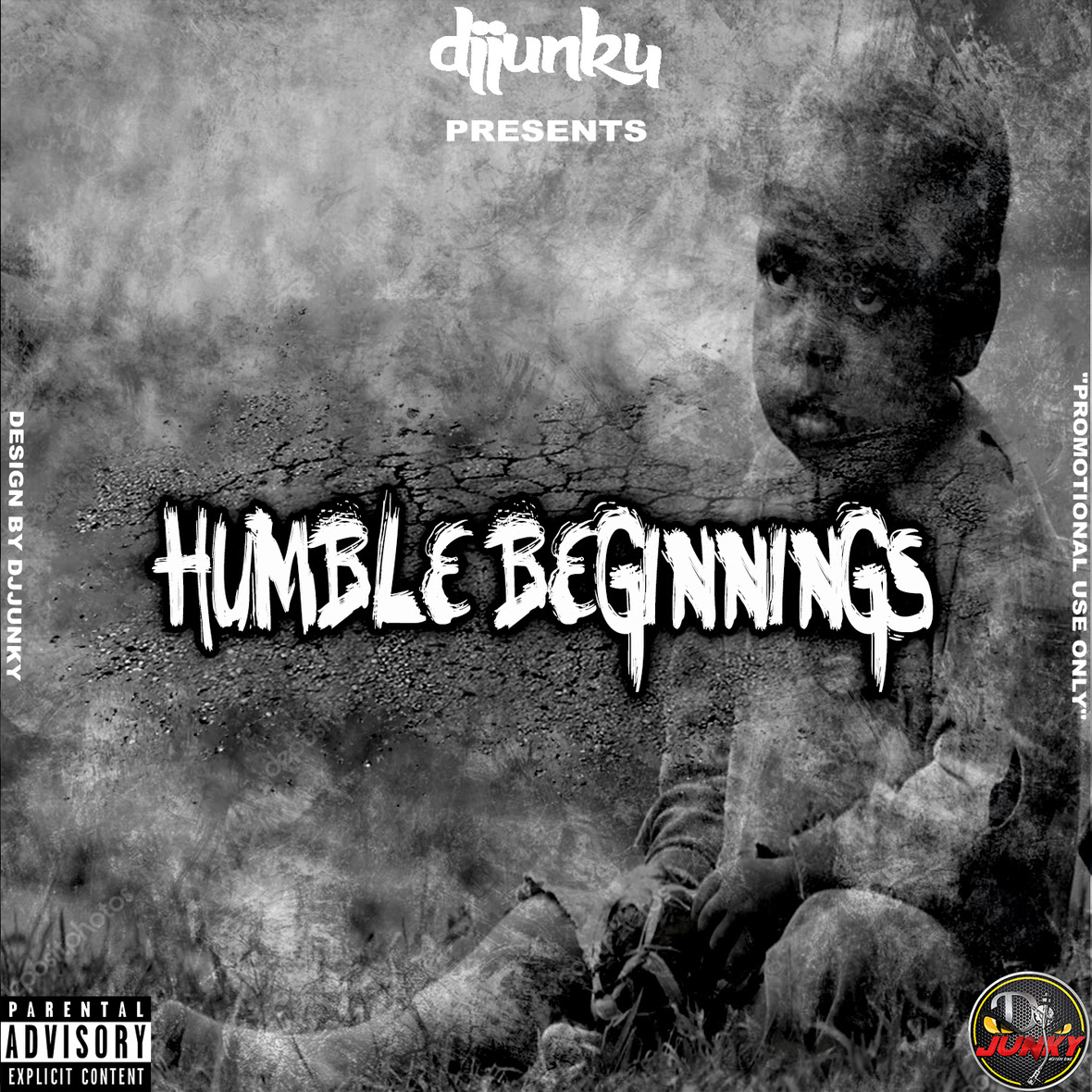 DJJUNKY PRESENTS - HUMBLE BEGINNINGS DANCEHALL REGGAE MIXTAPE 2018