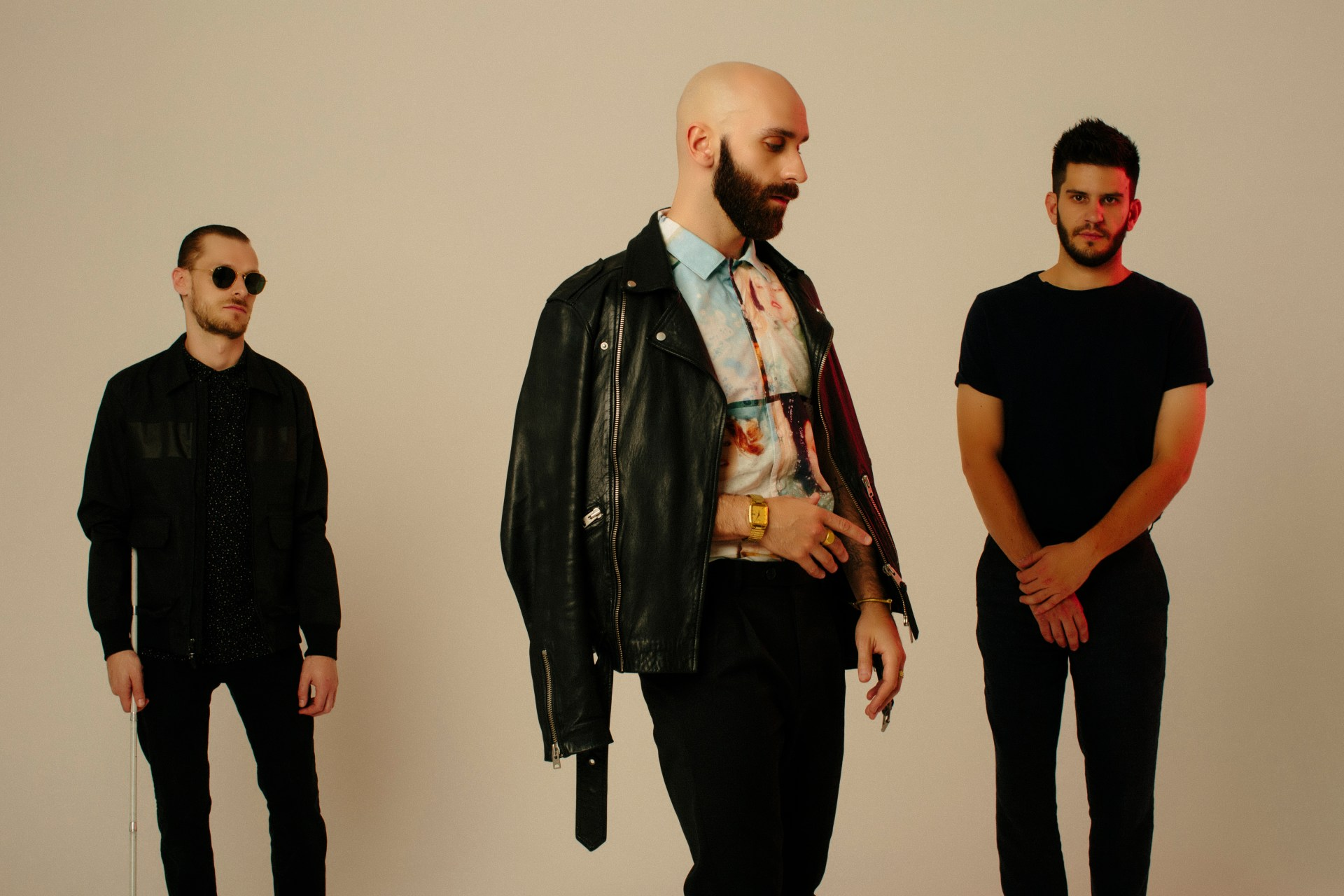 X Ambassadors, Photo by Catie Laffoon