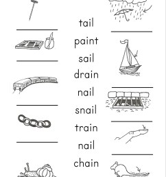 Phonics Ai Worksheets   Printable Worksheets and Activities for Teachers [ 3508 x 2480 Pixel ]