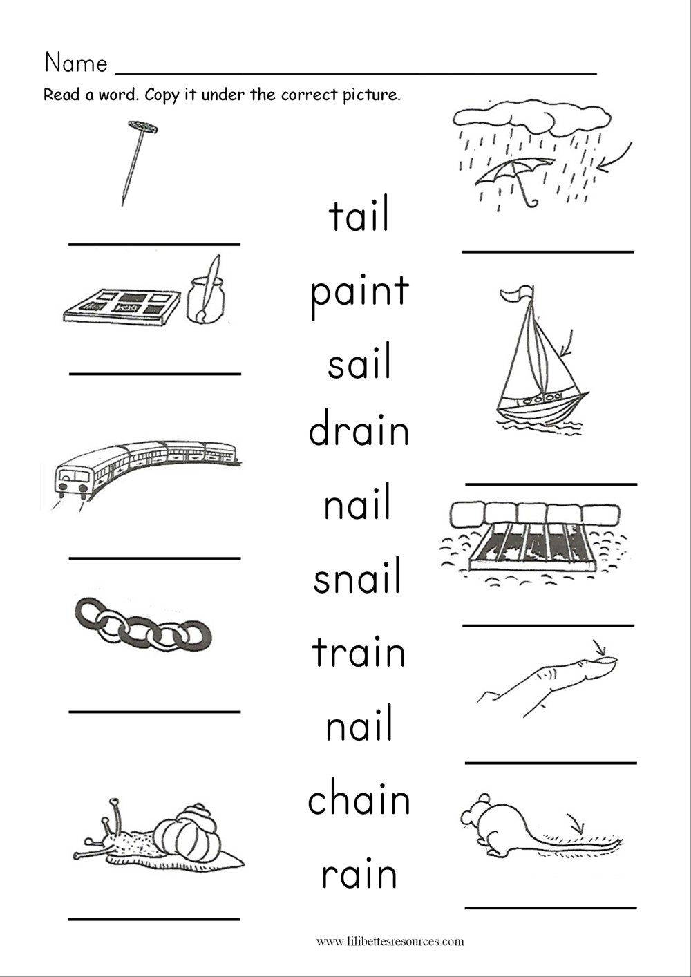 medium resolution of Phonics Ai Worksheets   Printable Worksheets and Activities for Teachers
