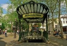 Guimard Paris Metro Station