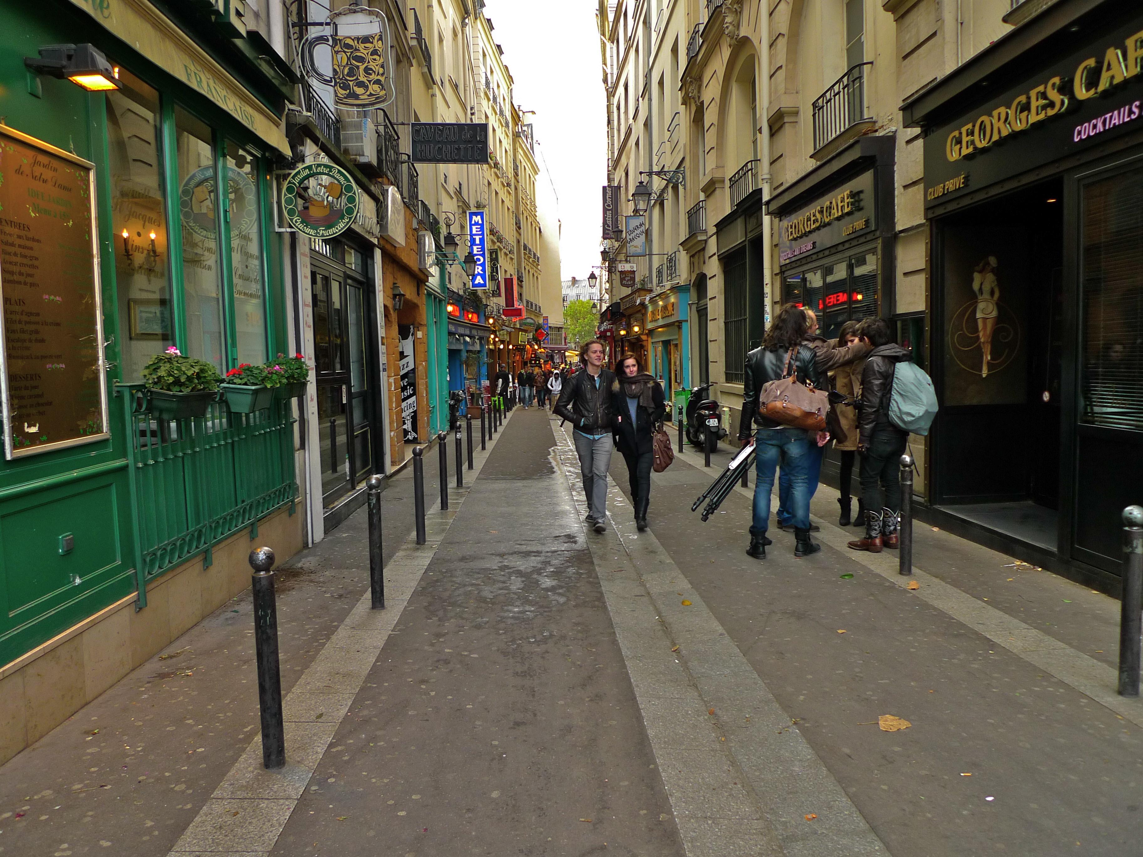 Rue De La Huchette Soundlandscapes Blog